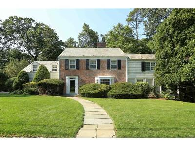 Scarsdale Single Family Home For Sale: 31 Kent Road