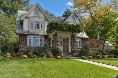 Bronxville Single Family Home For Sale: 40 Oriole Avenue