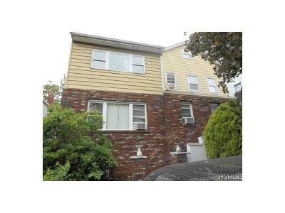 Yonkers Multi Family 2-4 For Sale: 66 Huber Place
