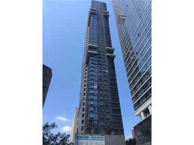 Manhattan Condo/Townhouse For Sale: 635 West 42nd Street #4F
