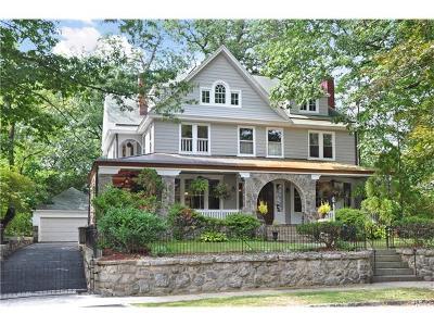 Pelham Single Family Home For Sale: 117 Nyac Avenue