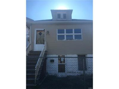Bronx Multi Family 2-4 For Sale: 625 Edison Avenue