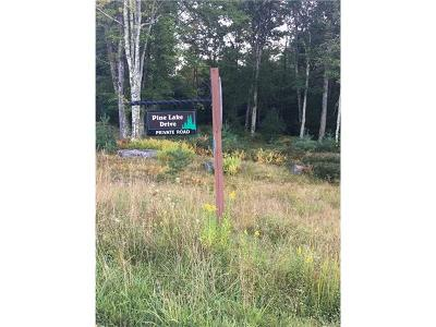 Wurtsboro Residential Lots & Land For Sale: 1 Pine Lake Drive