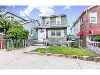 Bronx Single Family Home For Sale: 4336 Bruner Avenue