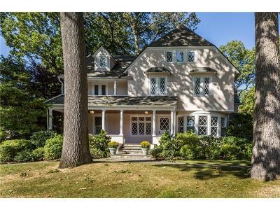 Bronxville Single Family Home For Sale: 51 Prescott Avenue
