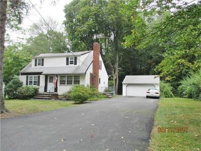 Single Family Home For Sale: 78 Van Buren Street