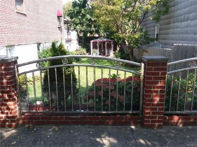 Bronx Residential Lots & Land For Sale: Chatterton Avenue