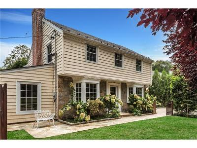 Bronxville Single Family Home For Sale: 180 Bronxville Road