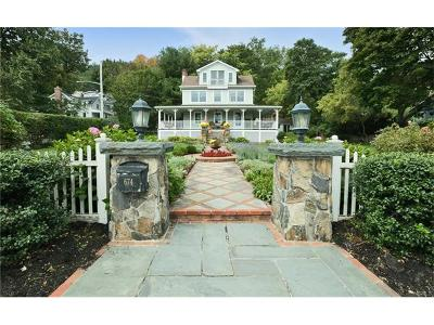 Piermont NY Single Family Home For Sale: $1,195,000