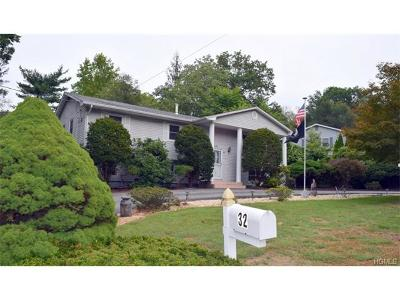Tappan Single Family Home For Sale: 32 Ross Place