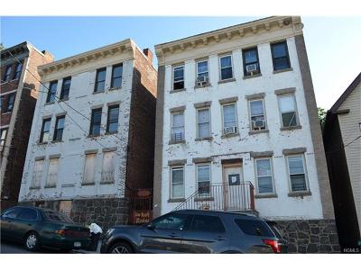 Yonkers Multi Family 5+ For Sale: 112-114 Maple Street