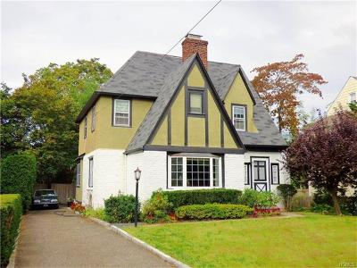 Scarsdale Single Family Home For Sale: 177 Gaylor Road