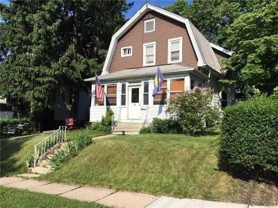 Nyack Single Family Home For Sale: 54 North Midland Avenue