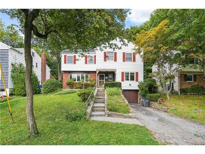 White Plains Single Family Home For Sale: 223 Albemarle Road