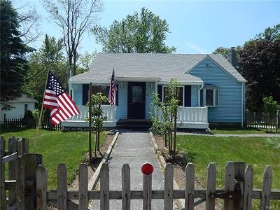 Salisbury Mills Single Family Home For Sale: 14 Orrs Mills Road