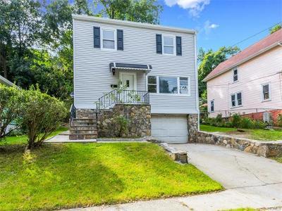 Yonkers Single Family Home For Sale: 85 Aka 81 Bushey Avenue