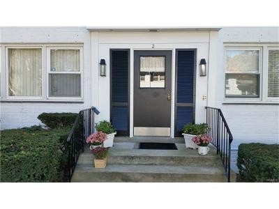 Rye Brook Condo/Townhouse For Sale: 2 Avon Circle #2A