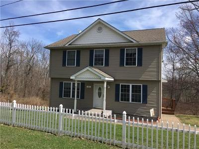 Wallkill NY Single Family Home Sold: $245,000