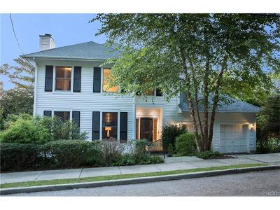 Dobbs Ferry Single Family Home For Sale: 11 Magnolia Drive