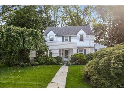 Scarsdale Single Family Home For Sale: 215 Beverly Road