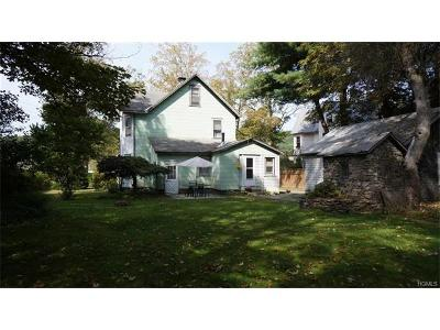 Single Family Home For Sale: 86 Firehouse Road