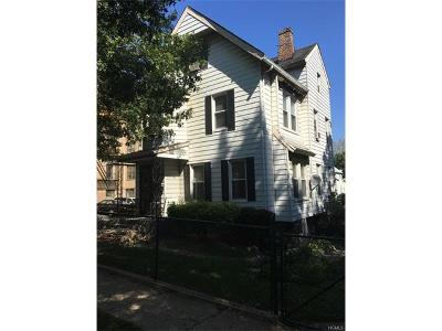 Mount Vernon Single Family Home For Sale: 509 & 515 South 2nd Avenue