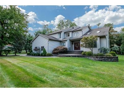 Blauvelt Single Family Home For Sale: 11 Staff Sgt James Parker Road