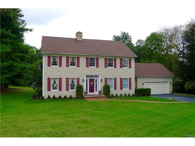 Warwick Single Family Home For Sale: 64 Waterbury Road