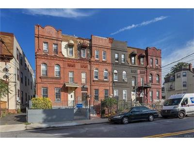 Westchester County Multi Family 2-4 For Sale: 194 Buena Vista Avenue