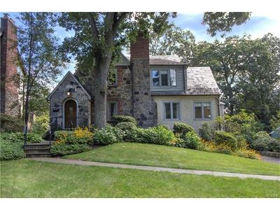 Hartsdale Single Family Home For Sale: 94 Mercer Avenue