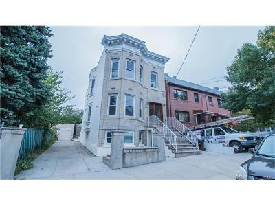 Bronx Multi Family 2-4 For Sale: 2866 Dudley Avenue