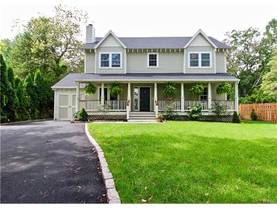 Connecticut Single Family Home For Sale: 37 The Avenue