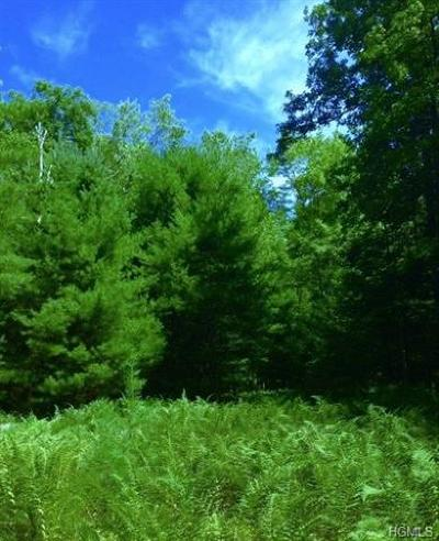 Sullivan County Residential Lots & Land For Sale: (65) Upper Lumber Road