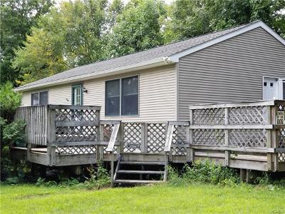 Swan Lake Single Family Home For Sale: 9 Teddy Bear Lane
