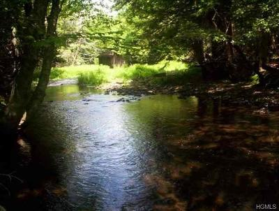 Fallsburg NY Residential Lots & Land For Sale: $62,500
