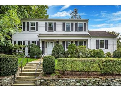 Bronxville Single Family Home For Sale: 60 West Pondfield Aka 56 Chatfield