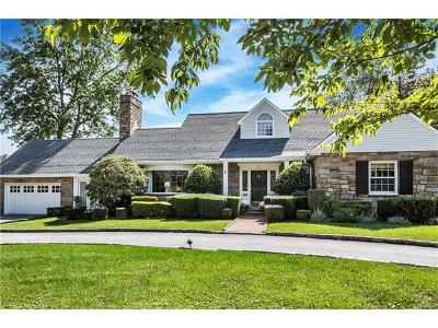 Bronxville Single Family Home For Sale: 356 Pondfield Road