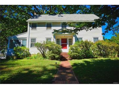 Bronxville Single Family Home For Sale: 103 Ellison Avenue