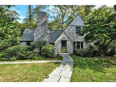 Westchester County Single Family Home For Sale: 26 Reynal Road