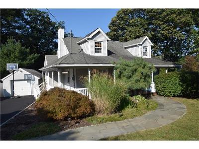 Buchanan Single Family Home For Sale: 154 Bannon Avenue
