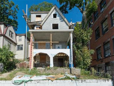 Yonkers Multi Family 2-4 For Sale: 160 McLean Avenue