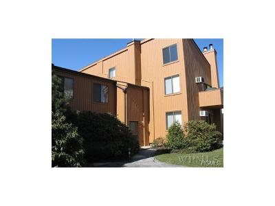 Ossining Condo/Townhouse For Sale: 10 Hudson View Hill