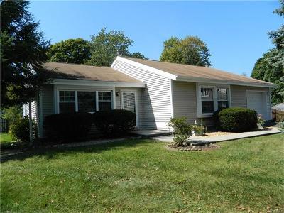 New Windsor Single Family Home For Sale: 9 San Giacomo Drive