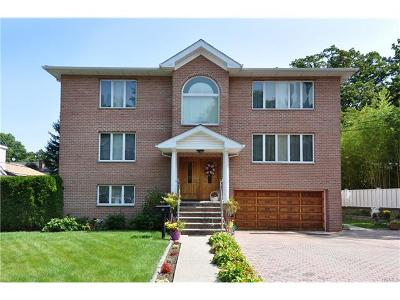 Hastings-on-hudson Multi Family 2-4 For Sale: 38 Prince Street