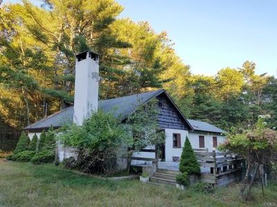 Highland Lake Single Family Home For Sale: 140 Mud Pond Road