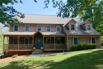 Putnam County Single Family Home For Sale: 44 Salem Ridge Road