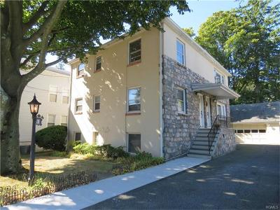 Hastings-on-hudson Multi Family 2-4 For Sale: 67 Prince Street