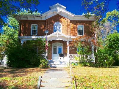 Goshen Single Family Home For Sale: 16 Wickham Avenue