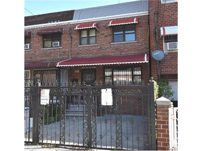 Bronx Single Family Home For Sale: 3514 Grace Avenue