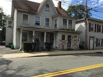 Multi Family 2-4 For Sale: 84 East Main Street